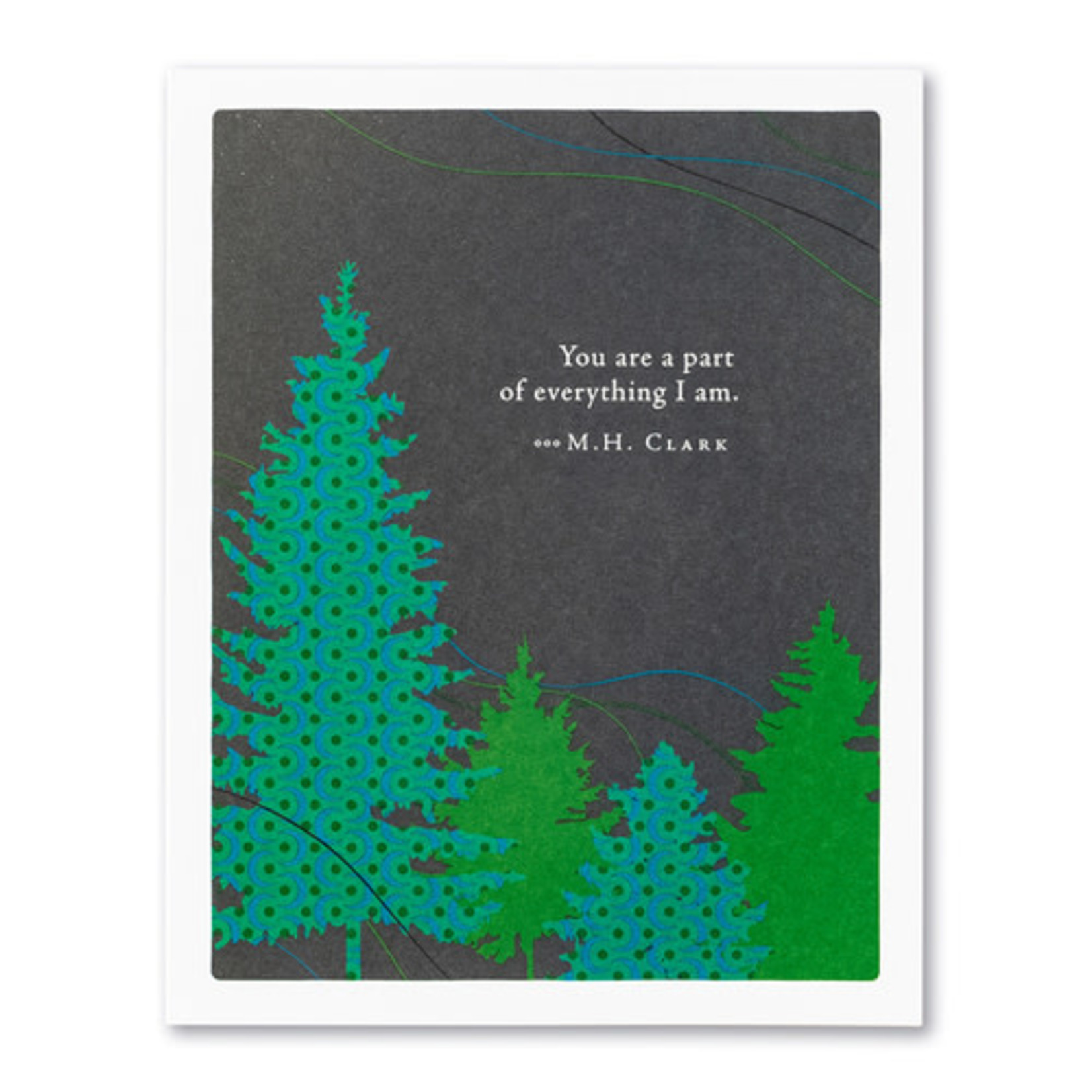 YOU ARE PART OF EVERYTHING CARD