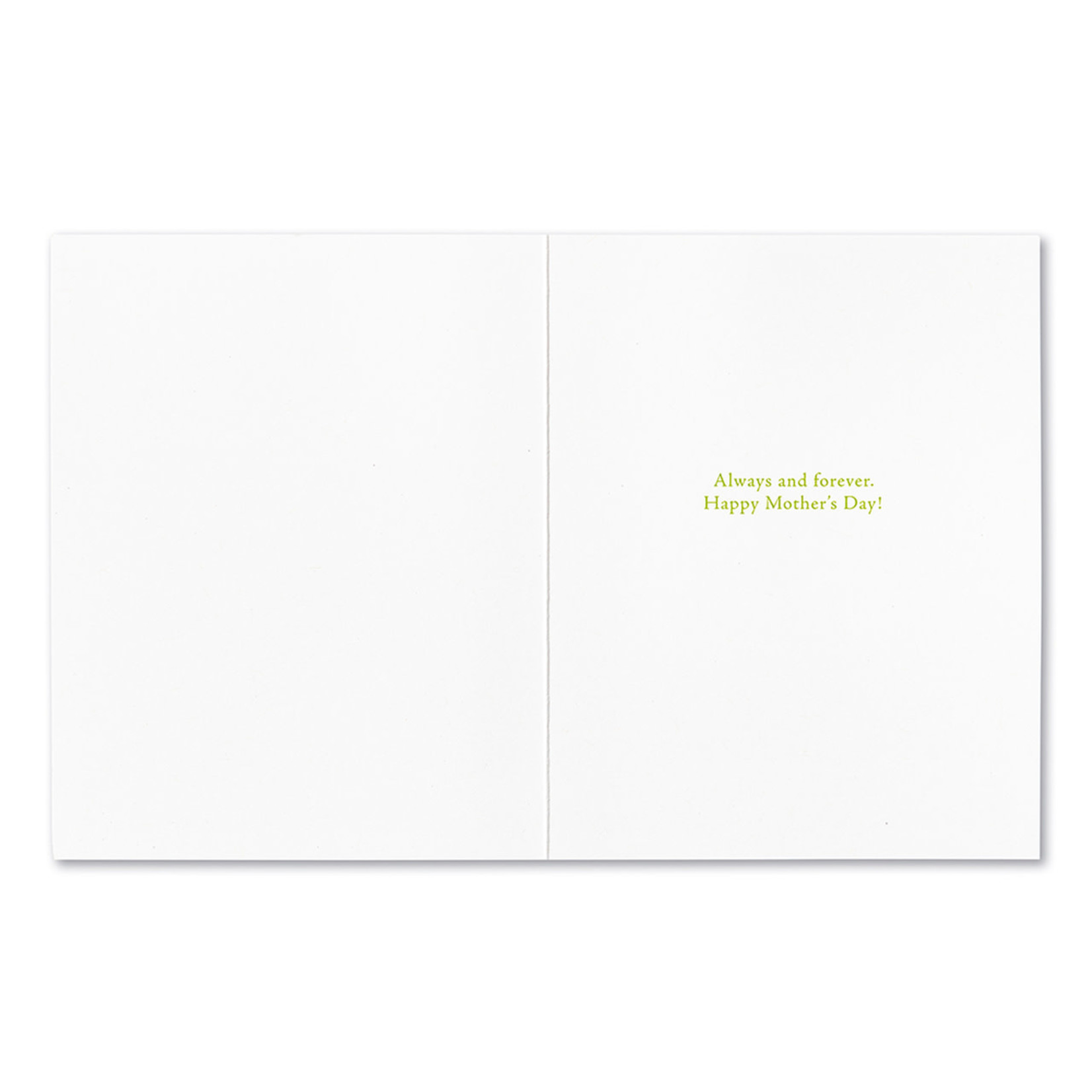 I LOVE YOU AND SHALL LOVE YOU CARD
