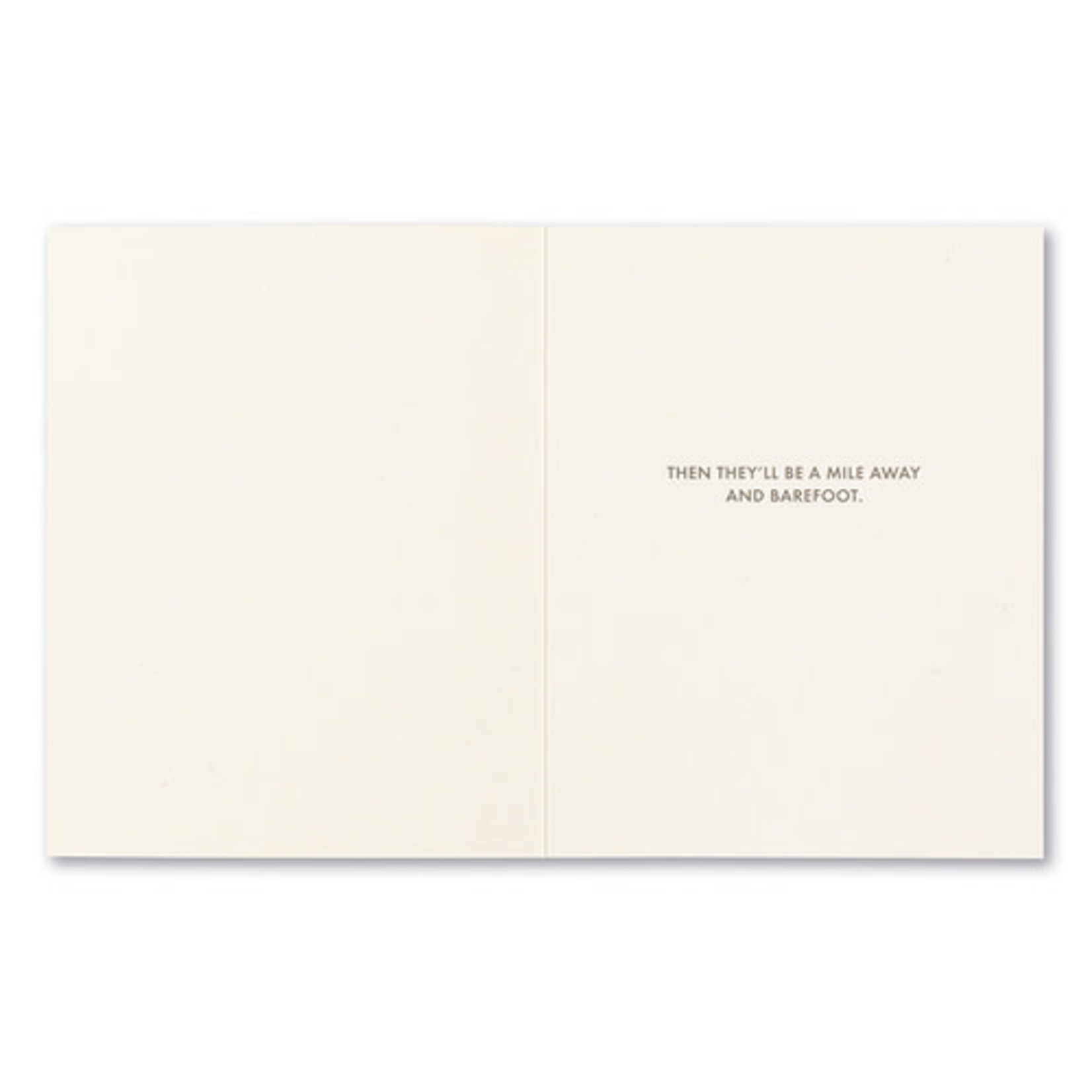 BEFORE YOU SAY SOMETHING BAD CARD