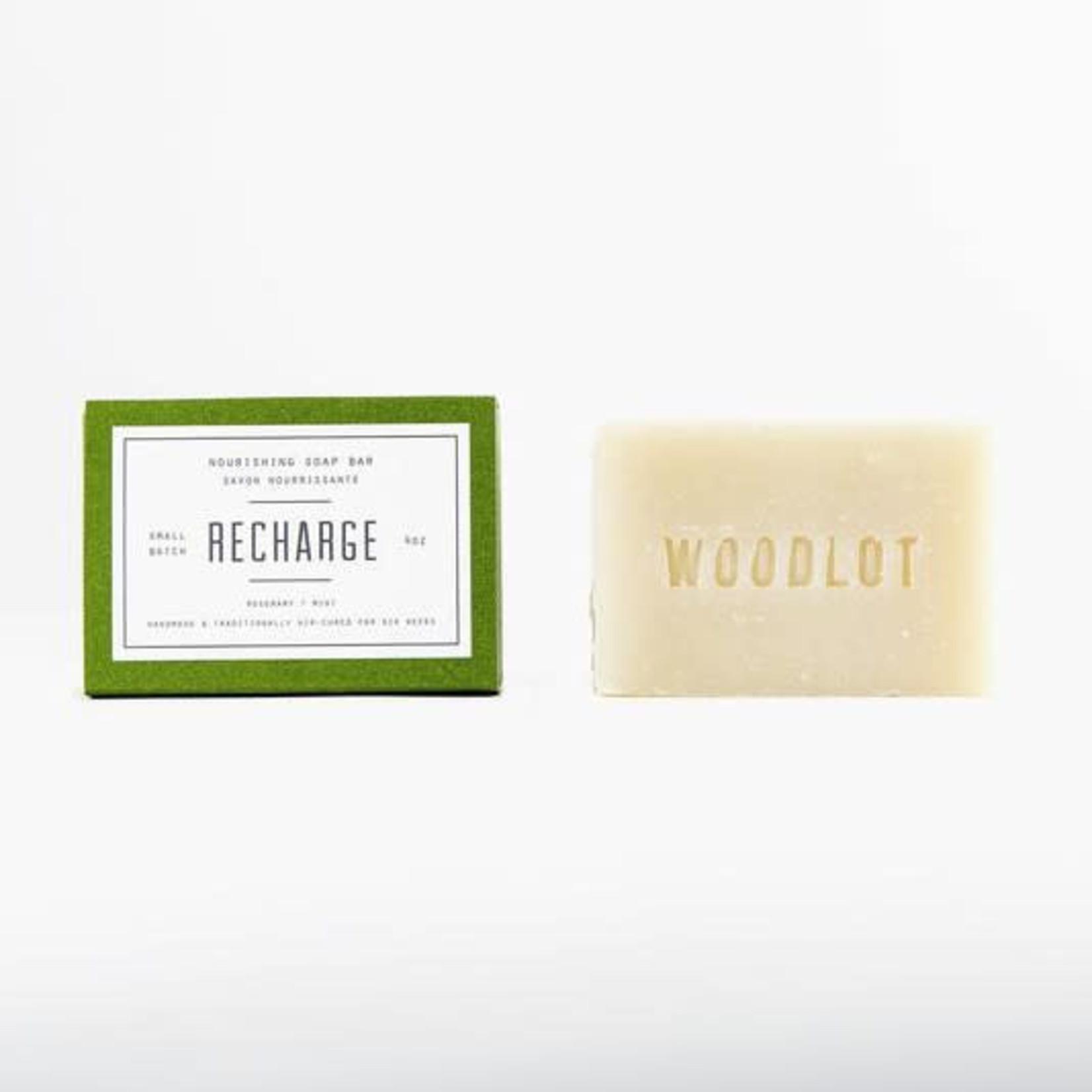 WOODLOT SOAP BAR - RECHARGE