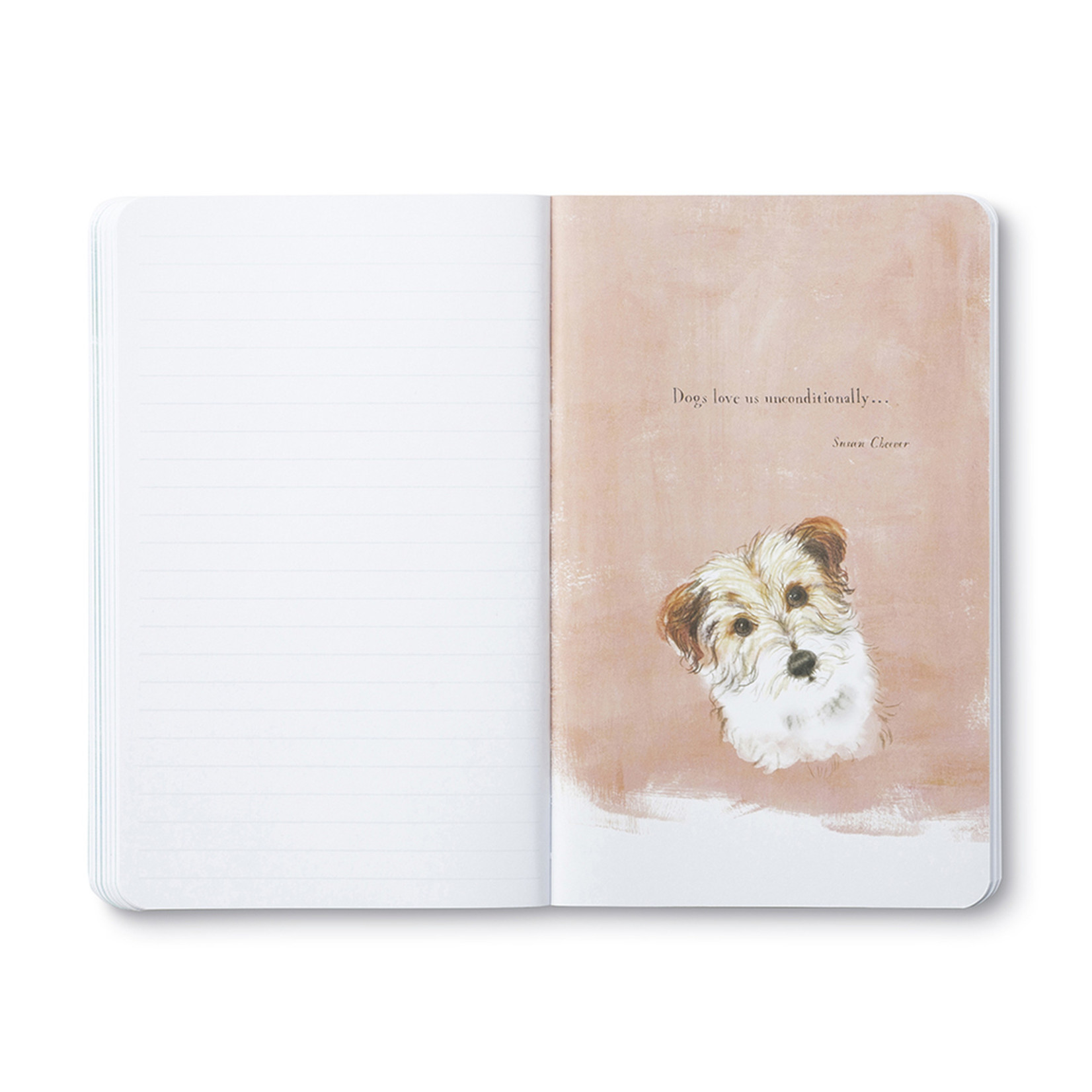 WRITE NOW JOURNAL - OUR FRIEND FOR ALWAYS