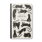 COMPENDIUM WRITE NOW JOURNAL - THERE ARE NO ORDINARY CATS