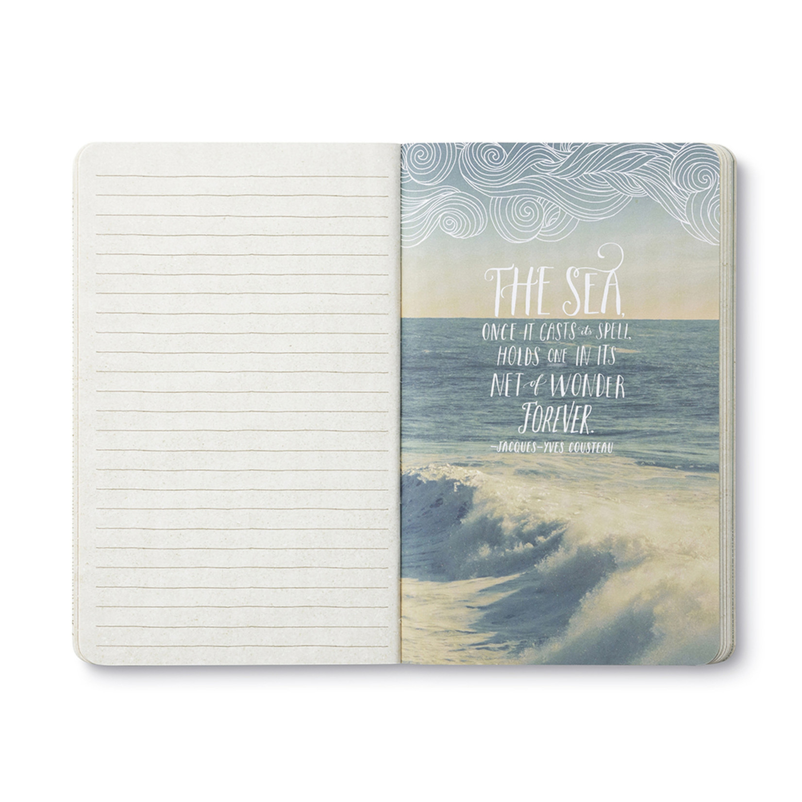 WRITE NOW JOURNAL - FIND WHAT BRINGS YOU JOY