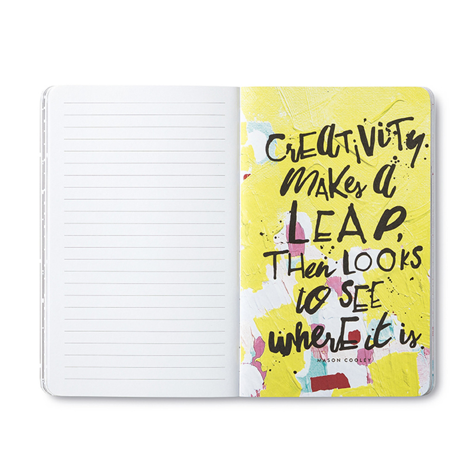 WRITE NOW JOURNAL - MAKE EACH DAY YOUR MASTERPIECE