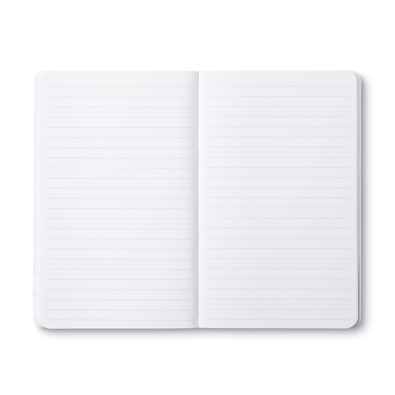 WRITE NOW JOURNAL - GO & SEE