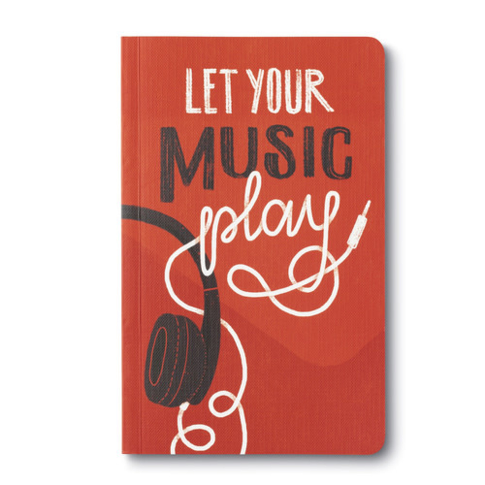 WRITE NOW JOURNAL - LET YOUR MUSIC PLAY