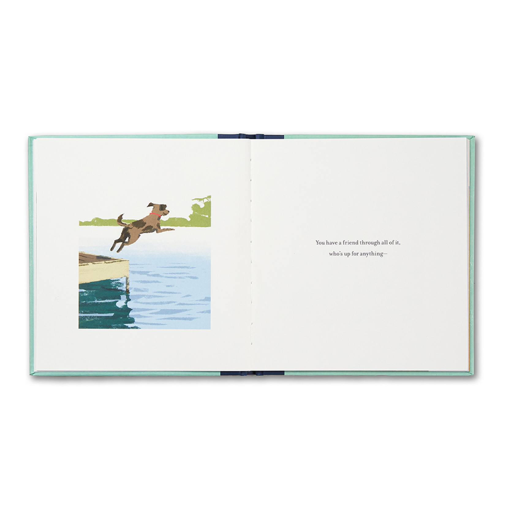 GIFT BOOK - WHEN YOU LOVE A DOG