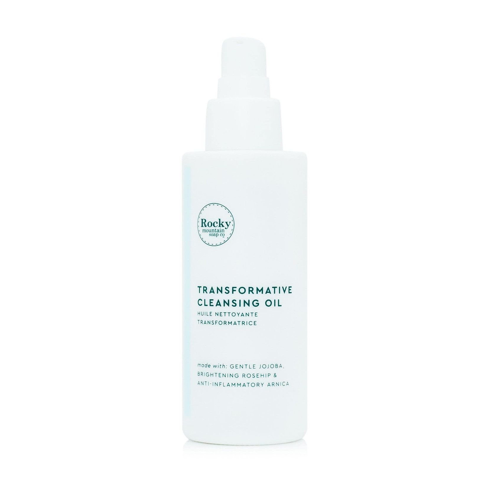 ROCKY MOUNTAIN SOAP CO. TRANSFORMATIVE CLEANSING OIL