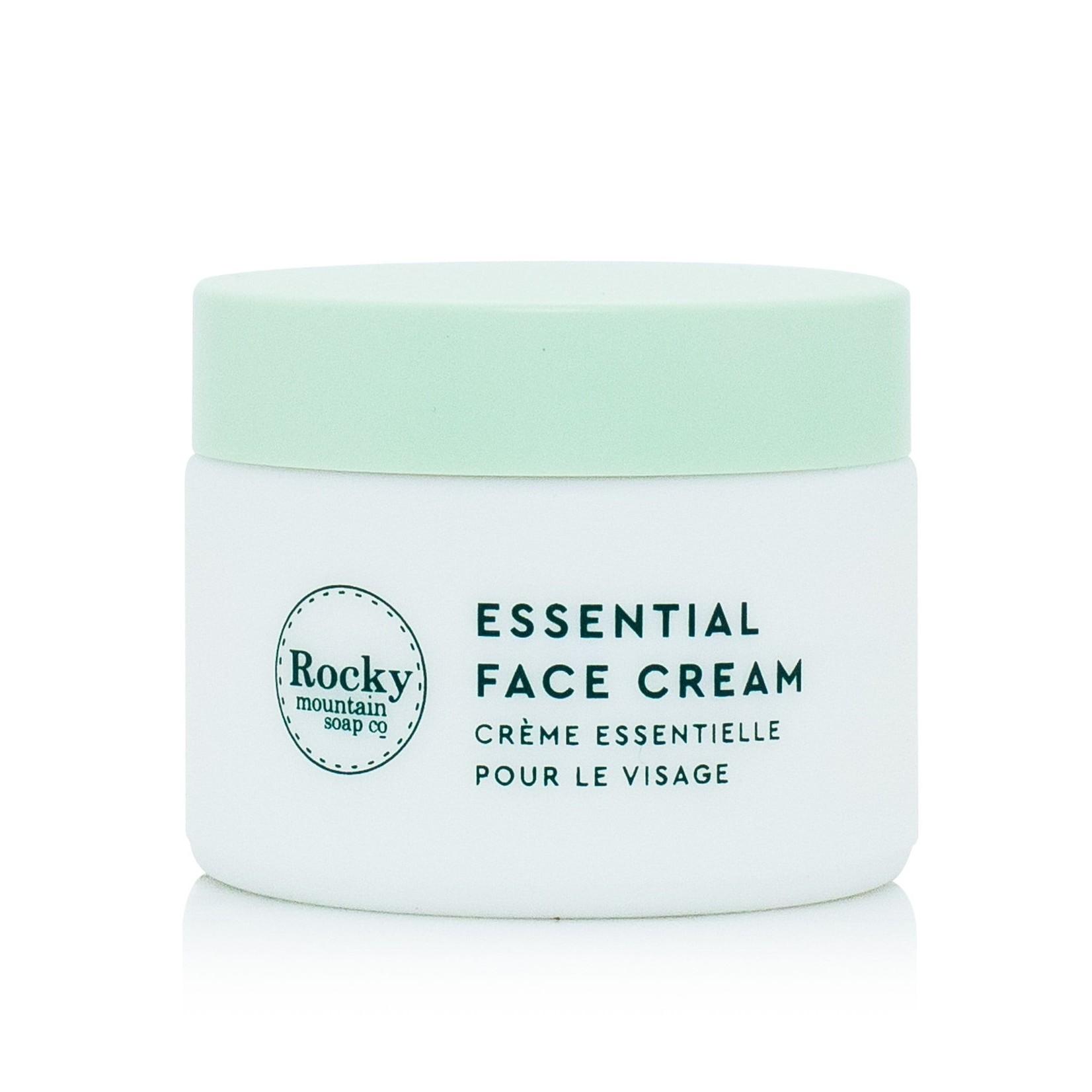 ROCKY MOUNTAIN SOAP CO. ESSENTIAL FACE CREAM