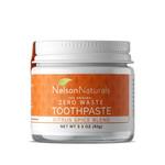 NELSON NATURALS TOOTHPASTE JAR - CITRUS SPICE BLEND