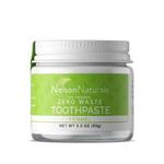 NELSON NATURALS TOOTHPASTE JAR - FENNEL