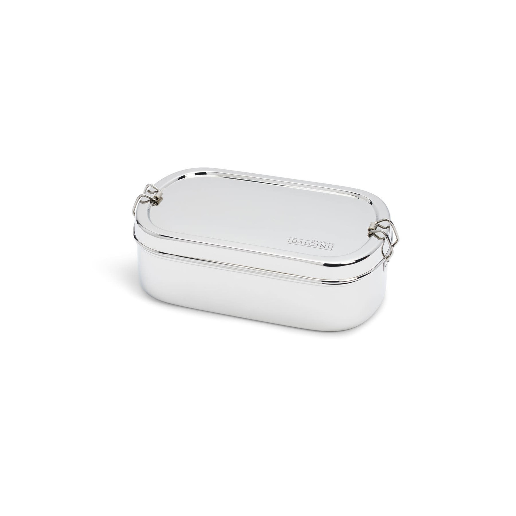 DALCINI STAINLESS LARGE OVAL WITH CLIPS