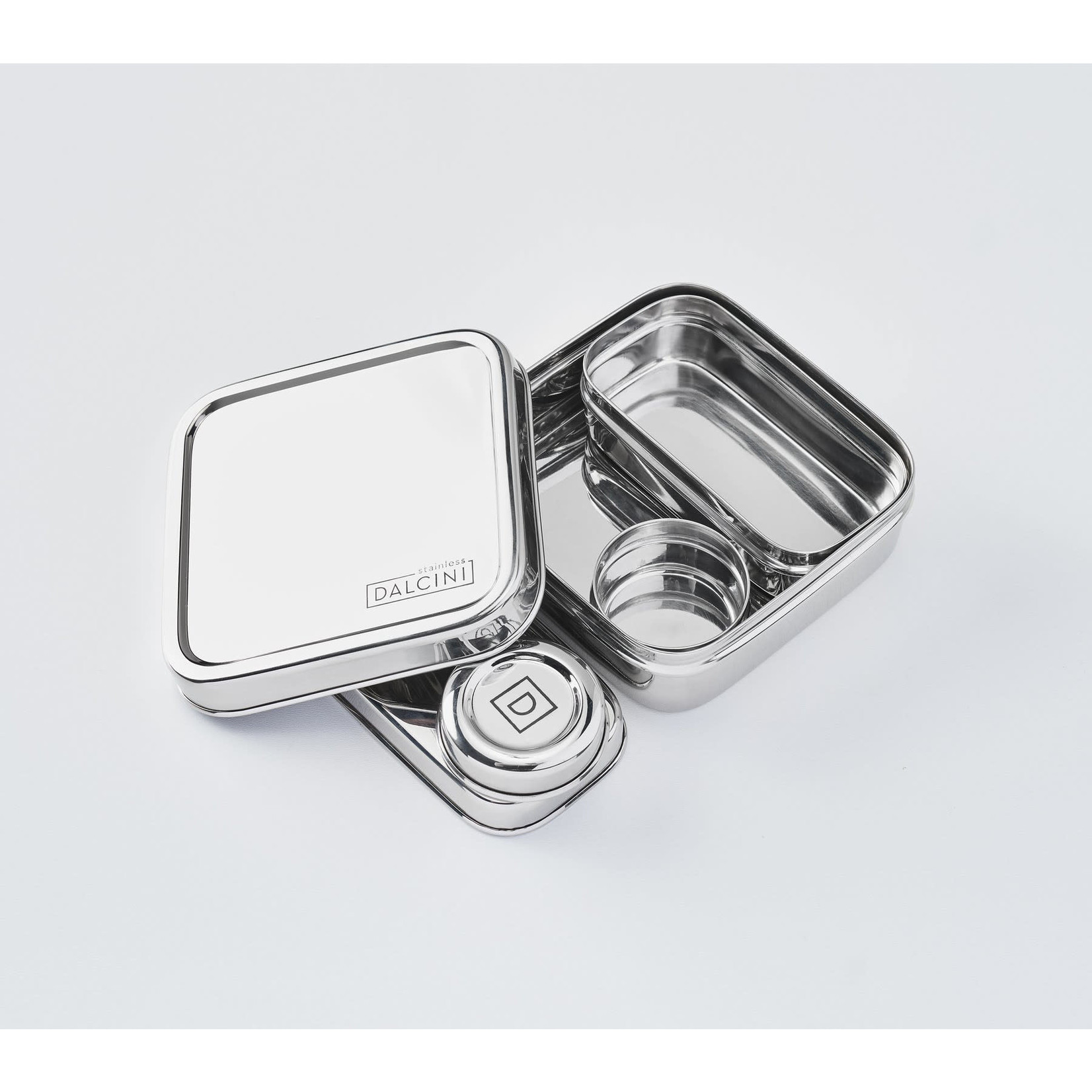 DALCINI STAINLESS LITTLE LUNCH COMBO