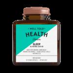 WELL TOLD HEALTH BOTANICALS SLEEP