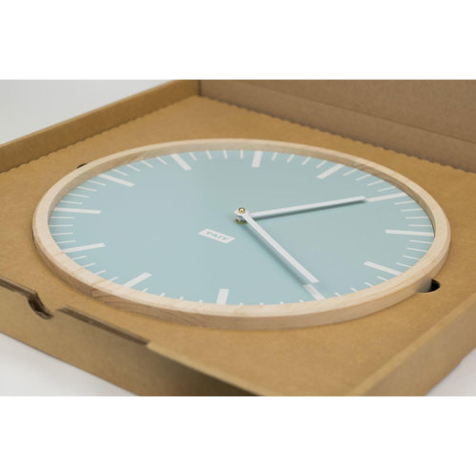 TAIT DESIGN CO. WALL CLOCK - GLACIER