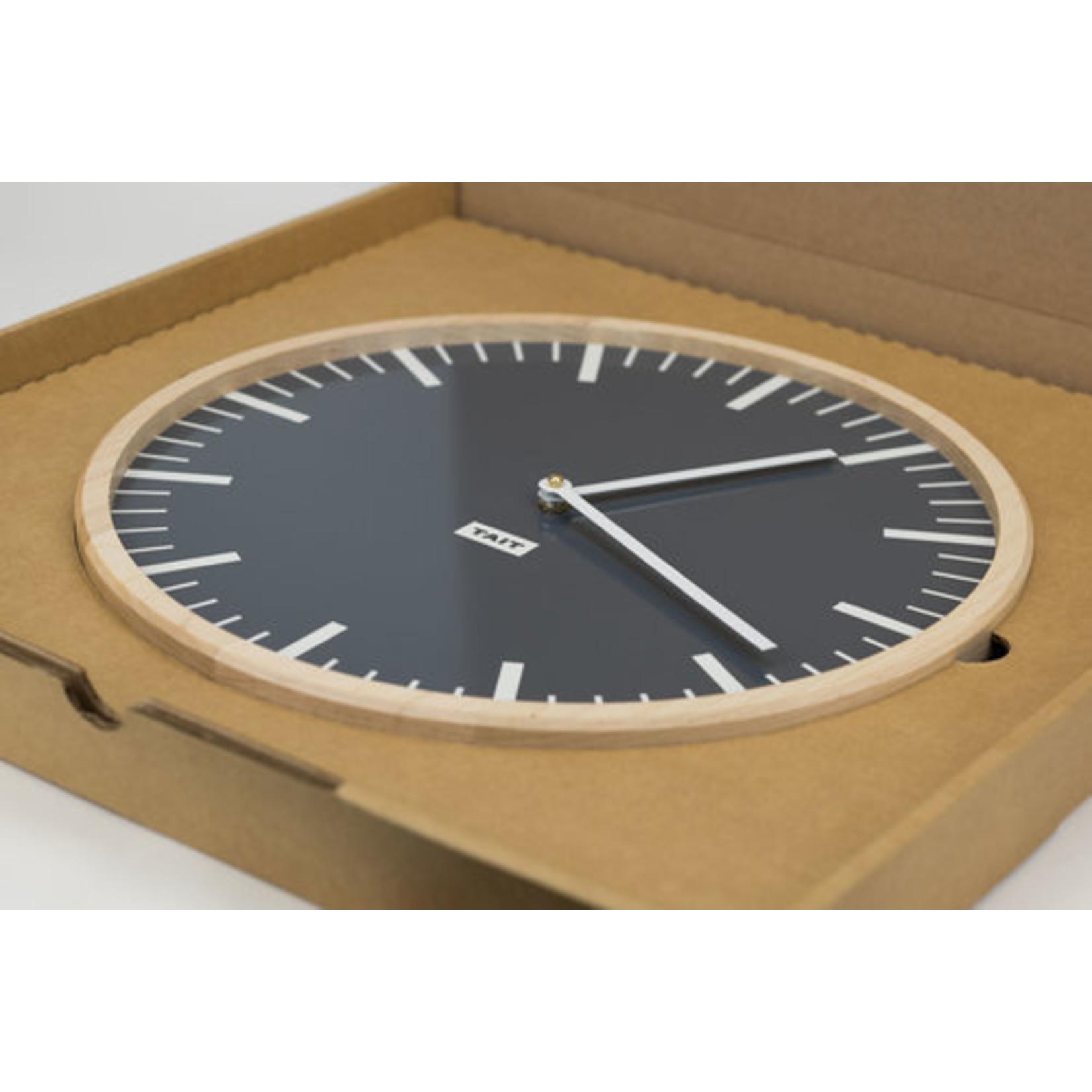 TAIT DESIGN CO. WALL CLOCK - SLATE