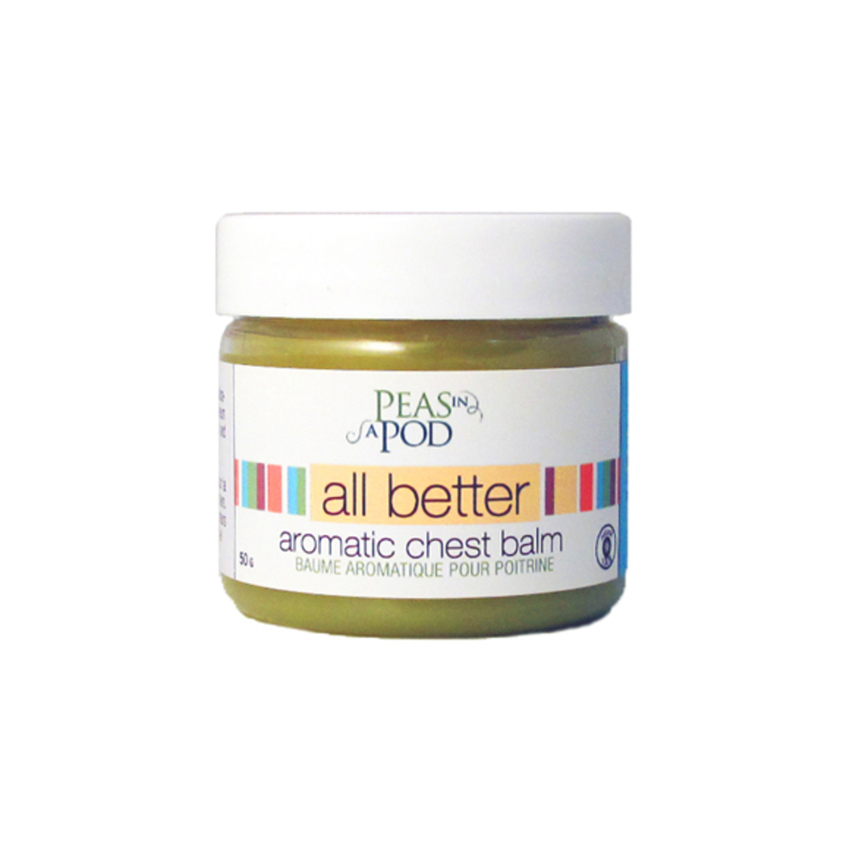 ALL THINGS JILL ALL BETTER AROMATIC CHEST BALM