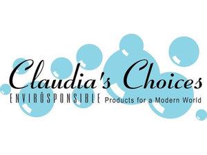 CLAUDIA'S CHOICES