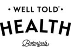 WELL TOLD HEALTH BOTANICALS