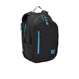 Wilson Ultra Backpack Black/Silver/Blue