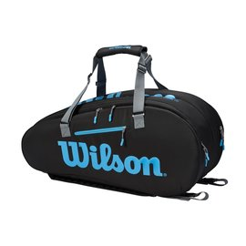 Wilson Ultra 9pk Black/Silver/Blue