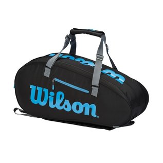 Wilson Ultra 9pk Black/Silver/Blue
