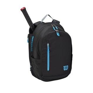 Wilson Ultra Backpack Black/Silver/Blue