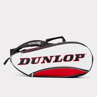Dunlop 12 Racquet Thermo Bag Red