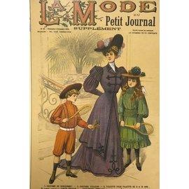Maxsports La Mode - Petit Journal 34cmx23cm