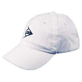 Dunlop Cotton Cap WH/BL