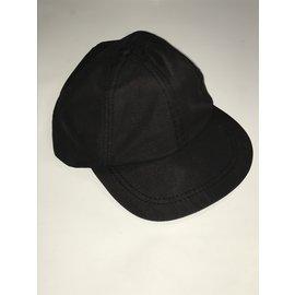 Scrunch RM-Scrunch Cap Cotton* Black