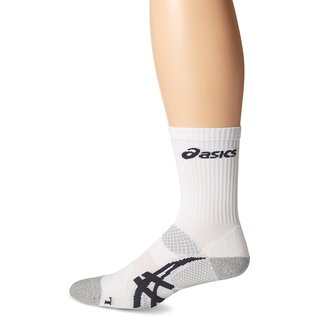 Asics Asics-Resolution Crew Socks Single Pack X-Large