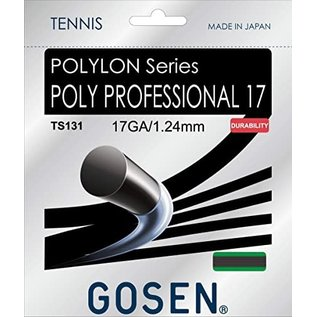 Gosen Polylon Poly Pro 17g WHITE