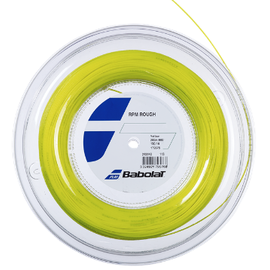 Babolat RPM Rough 16g 1.30 REEL 200M (Yellow)