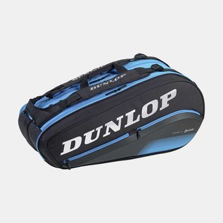 Dunlop FX Performance 8 Pack Black/Blue
