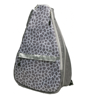 GLOVE IT GLOVE IT - SNOW LEOPARD BACKPACK