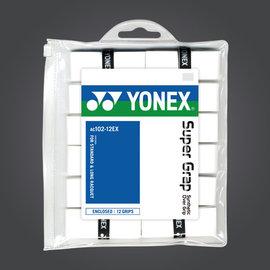 Yonex YONEX SUPER GRAP 12 PK WHT