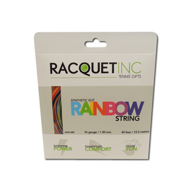 Racquet Inc. Rainbow String 16g
