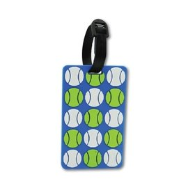 Racquet Inc. RI Tennis Bag Tag (Balls)