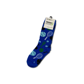 Racquet Inc. RI-Socks Tennis Blue M's 8-12