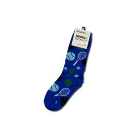 Racquet Inc. RI-Socks Tennis Blue M's 8-12