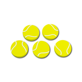 Racquet Inc. RI-Tennis Ball Erasers