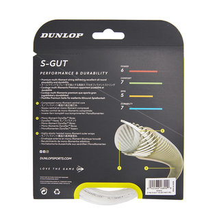 Dunlop Synthetic Gut White 17g