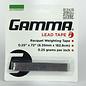 Gamma Gamma-Lead Tape 72''x 1/4''