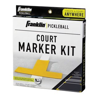 Franklin Sports Inc. Franklin-Pickleball Court Marker Yellow