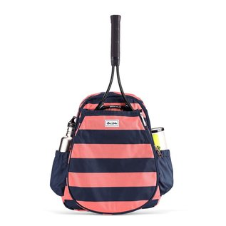 Ame&Lulu Ame & Lulu Game On Backpack Sunny Navy/Pink