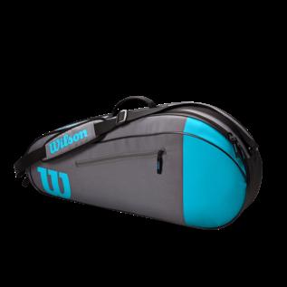 Wilson Team 3 pack Blue/Grey