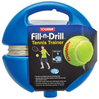 Tourna Fill-n-Drill Tennis Trainer