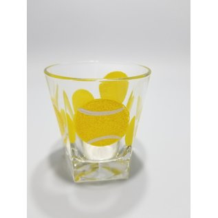 SheDesigns SD-Hand Painted Tumbler Glass