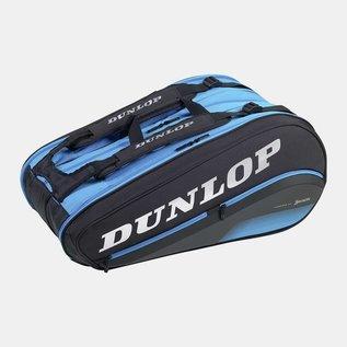 Dunlop D FX Performance 12 Rkt Thermo Bag Black/Blue